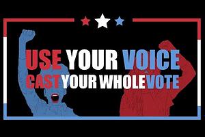 Cast Your Whole Vote